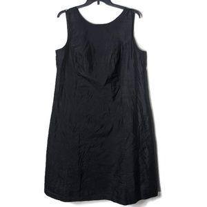 Lane Bryant Silk Tank Dress